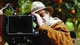 O realizador Manoel de Oliveira