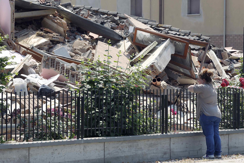 A região de Modena, famosa pela produção do vinagre balsâmico, foi uma das mais afetadas pelos terremotos que abalaram a Itália nos últimos dias.