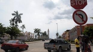 Cabinda. 22 de Janeiro de 2010.