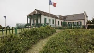 拿破仑-波拿巴在流放地,英属圣赫勒拿岛期间的最后住所。