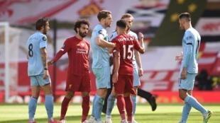 'Yan wasan Liverpool da Burnley