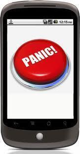 Tín hiệu báo động (panic button), một trong các kỹ thuật mới được phát triển để hỗ trợ những người hoạt động nhân quyền trên mạng (DR)