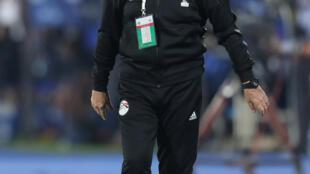 El mexicano Javier Aguirre seleccionador de Egipto desde agoto de 2018.