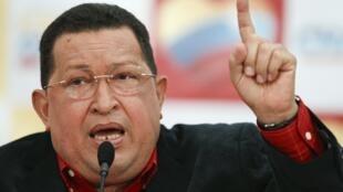Hugo Chávez vai participar da cerimônia de adesão da Venezuela ao Mercosul