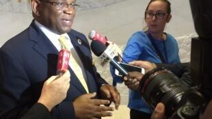 Georges Chikoti, ministro das Relações Exteriores de Angola