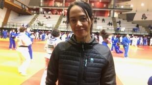 Rosicleia Campos, coordenadora da seleção feminina de judô