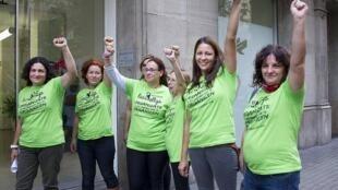 Camareiras na Espanha denunciam a precariedade do trabalho