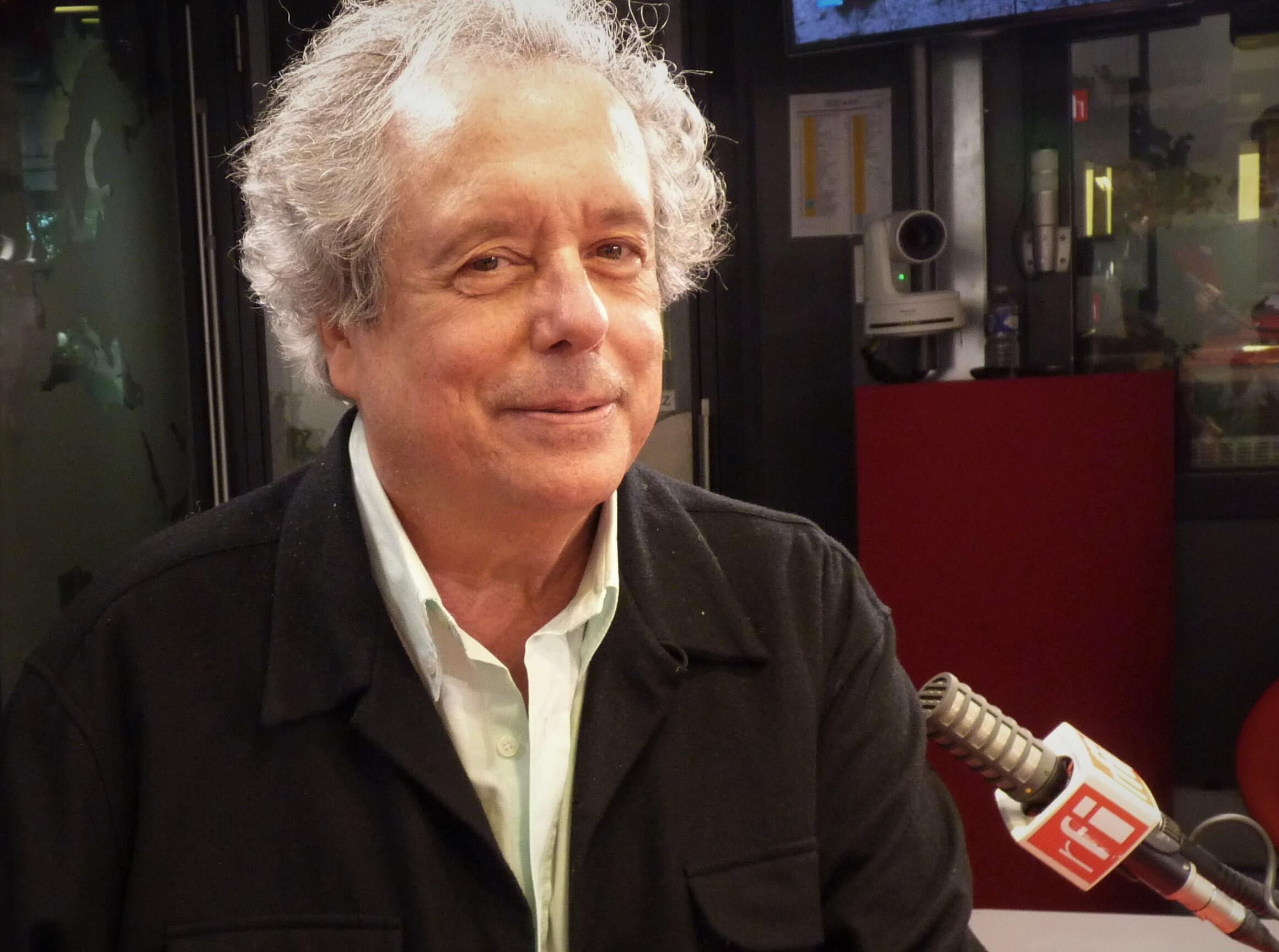 Camilo Racana, presidente del jurado del Festival AVIFF de Cannes en RFI