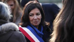 L'actuelle maire de Paris, Anne Hidalgo, va devoir défendre son siège jusqu'aux élections municipales de 2020.