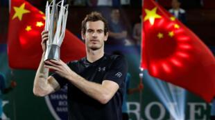 Muingereza Andy Murray.