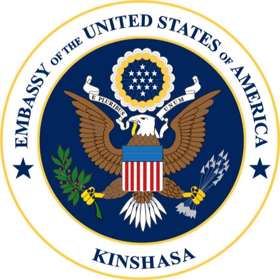 Ubalozi wa Marekani jijini Kinshasa nchini DRC