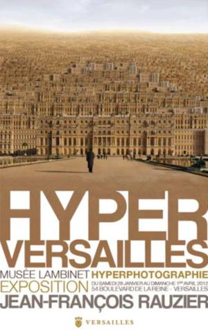 """法國攝影師霍傑在2002年首先使用了""""超級攝影""""(Hyperphoto)的概念。"""