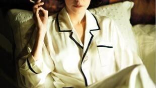 L'actrice Audrey Tautou incarne le rôle de Coco Chanel dans le film «Coco avant Chanel».