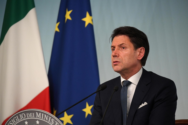 Thủ tướng Ý Guiseppe Conte.