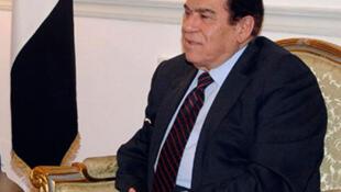 Le Caire, 24 novembre 2011. Kamal el-Ganzouri.