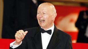 Gilles Jacob, président du Festival de Cannes.