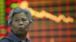 A China deve encerrar o ano com um crescimento de 7,7%, segundo a previsão do Banco Mundial.