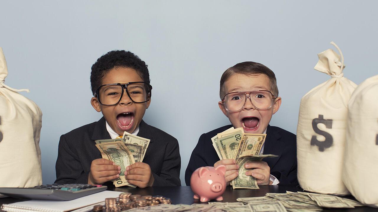 enfants-argent