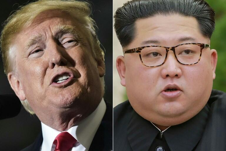 Встреча Дональда Трампа и Ким Чен Ына должна состояться 12 июня в Сингапуре.