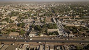 Tambacounda, au Sénégal.