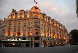 O Hotel Lutetia fica no bairro de Saint-Germain-des-Prés e é bastante apreciado pelos turistas brasileiros.