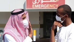 沙特阿拉伯星期二宣布又有5人感染新冠状病毒病毒,