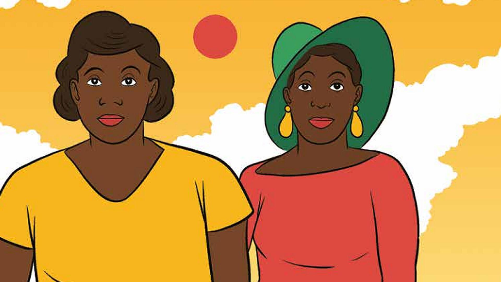 Les soeurs Nardal - La marche du monde 19 septembre 2021