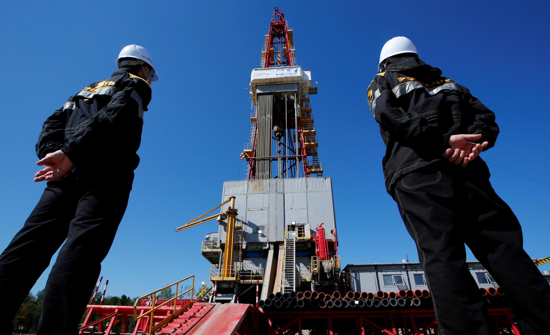 Разработка нефтяного месторождения в Нефтеюганске