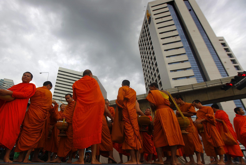 Mabiya Addinin budda a kasar Thailand