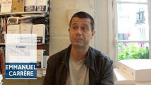 Emmanuel Carrère, laureat du prix Renaudot 2011 pour son roman « Edouard Limonov».