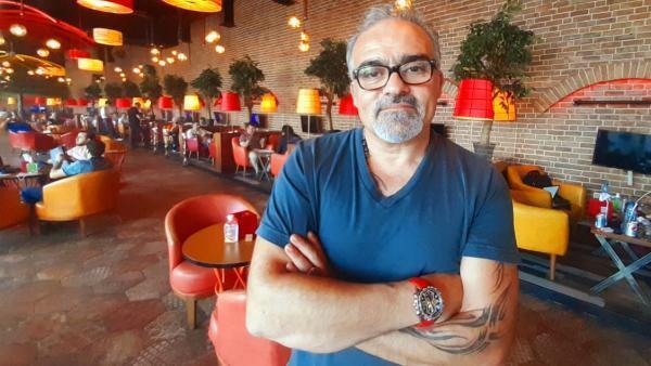 Hussein Bakri, l'architecte du projet Akon City au Sénégal.
