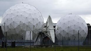 Une base de la NSA près de Munich, en Allemagne.