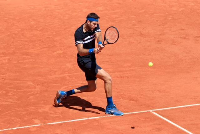 Juan Martin Del Potro last reached the semi-finals at Roland Garros in 2009.