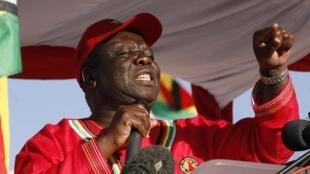 Morgan Tsvangirai du MDC.