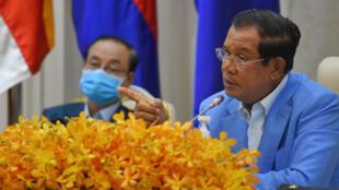Hun Sen,Cambodian Prime Minister