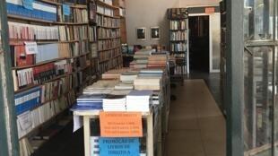 Livraria Coimbra em Bissau