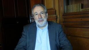 Guy Vasseur, président de l'assemblée permanente des Chambres d'agriculture.