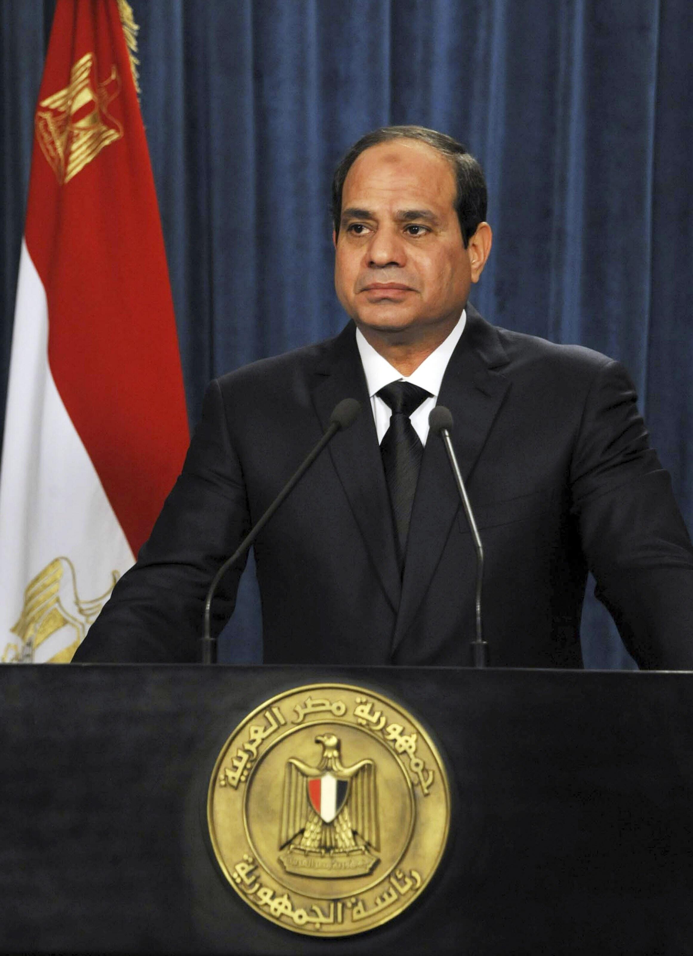 Shugaban kasar Masar, Abdel Fattah al-Sisi