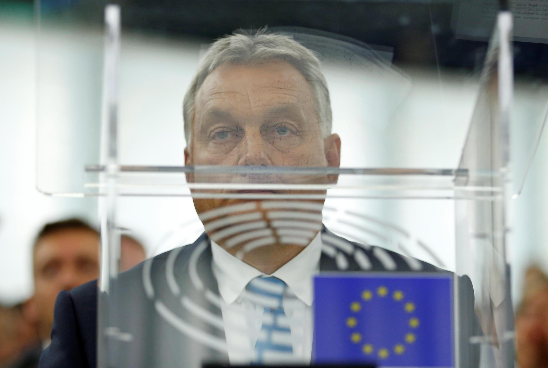 Viktor Órban, primeiro-ministro húngaro