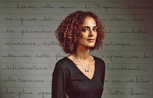 لیلا سلیمانی، نویسنده فرانسوی- مراکشی