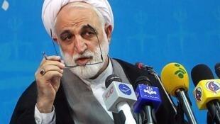 غلامحسین محسنی اژهای، معاون اول و سخنگوی قوه قضائیه جمهوری اسلامی ایران