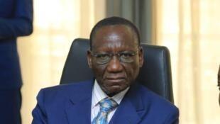 Le Premier ministre de la RDC Sylvestre Ilunga Ilunkamba.