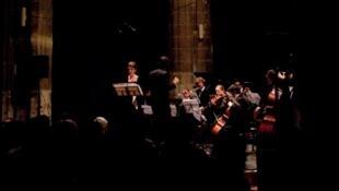 """""""El Balcón de los infiernos"""", una obra de El Balcón, un colectivo que reúne músicos y compositores en torno a la música contemporánea."""