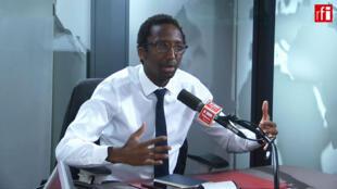 Hervé Berville, député et porte-parole LaREM.