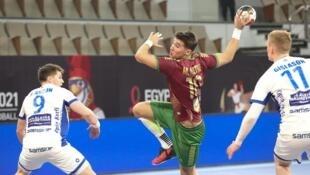 Miguel Martins - Portugal - Andebol - Selecção Portuguesa - Mundial - Egipto - Handball