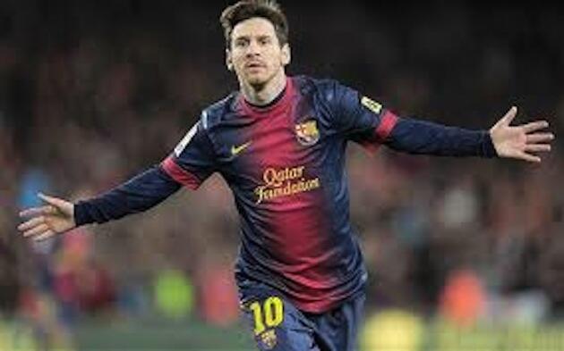 Mshambuliaji wa Barcelona Lionel Messi
