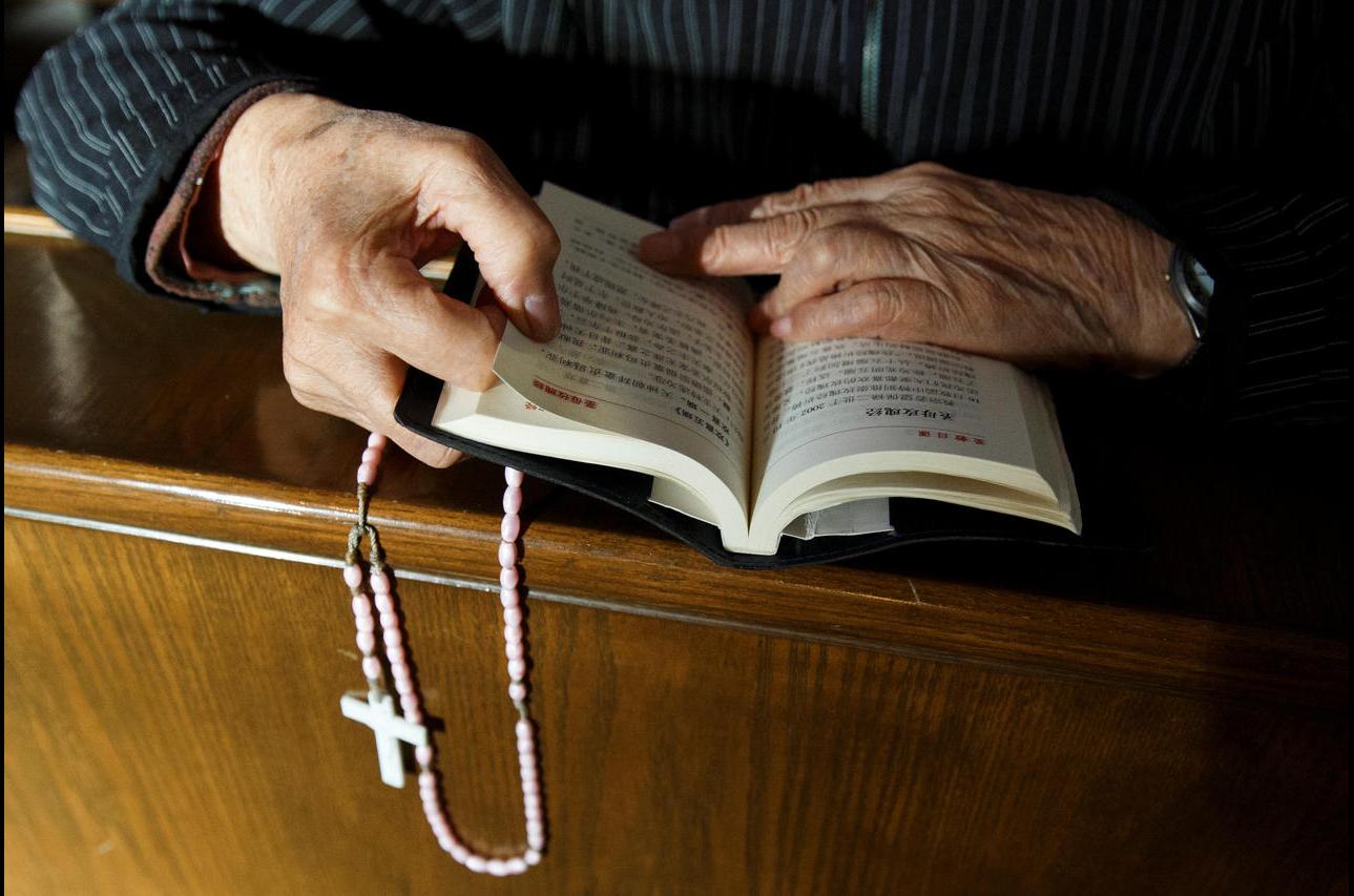 天主教在中國 Chine: catéchisme