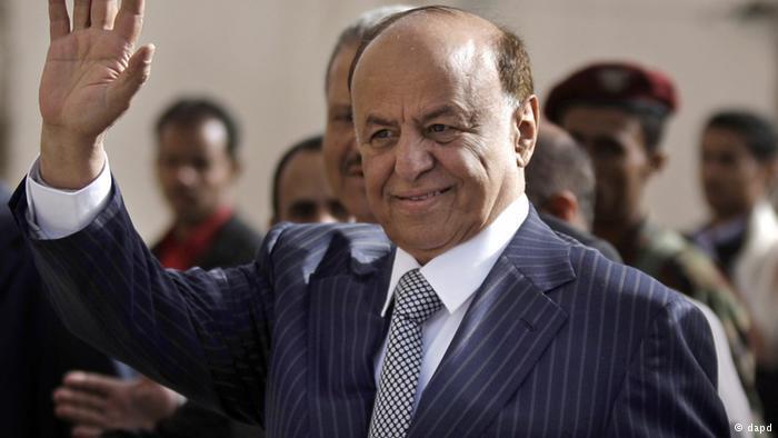 عبدربه منصورهادی، رئیس جمهوری یمن