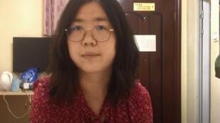 Zhang Zhan China Coronavirus Covid