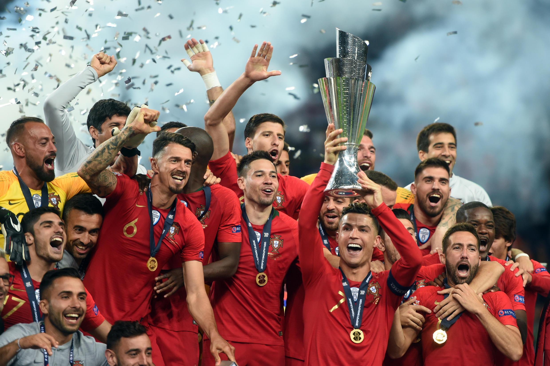 Portugal venceu a primeira edição da Liga das Nações Europeias.